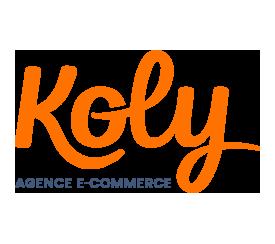 Logo Koly agence ecommerce