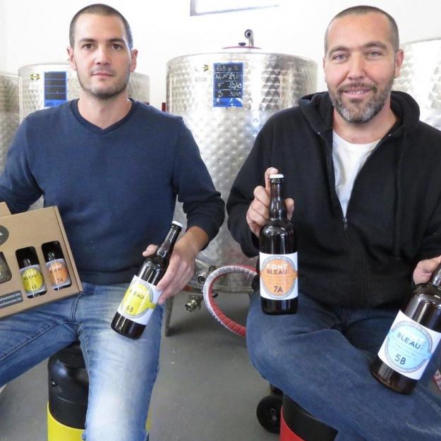 Logo La Genevraye : leurs bières rendent hommage à la forêt de Fontainebleau
