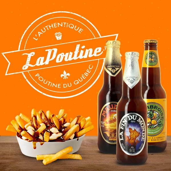 Logo Succombez aux bières Québécoises !