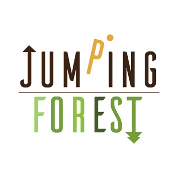 Logo Jumping Forest