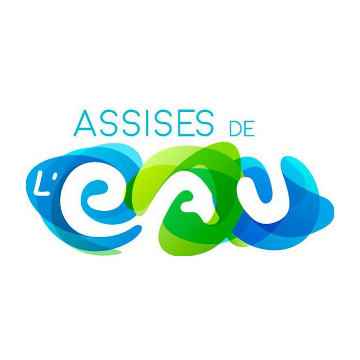 Logo Les assises de l'eau