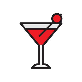 Logo Cerise Cocktail